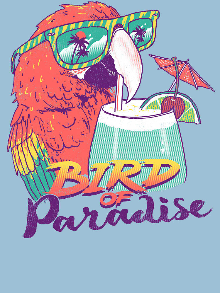 RedBubble: Bird Of Paradise