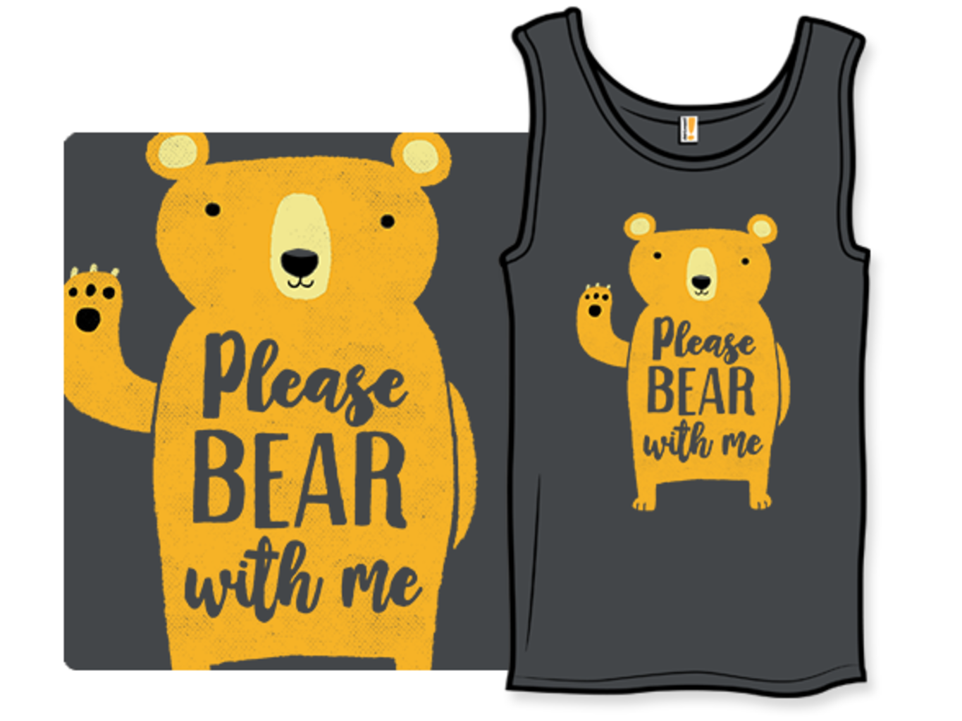 Woot!: Please Bear With Me