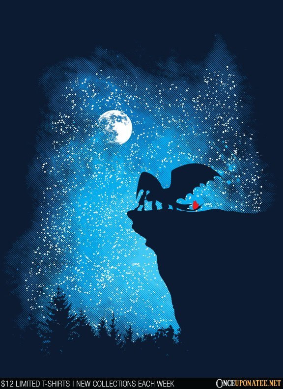 Once Upon a Tee: Nightfall