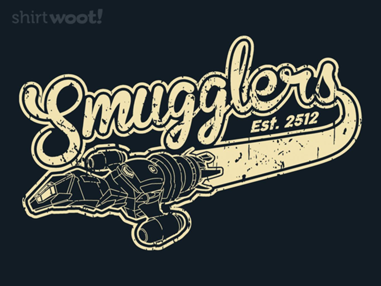 Woot!: Serenity Smugglers