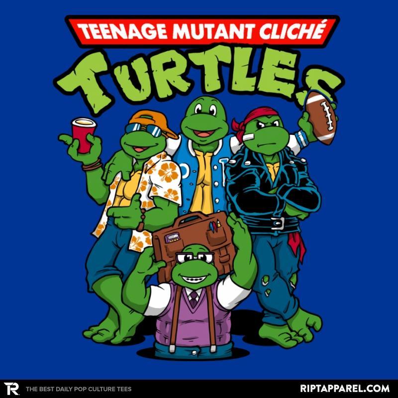 Ript: Cliché Turtles