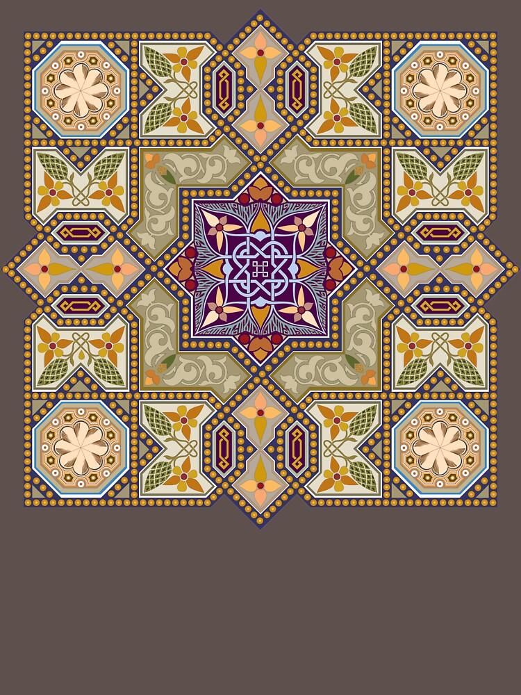 RedBubble: The Puzzlebox Pattern - Geometric Patterns - Architecture