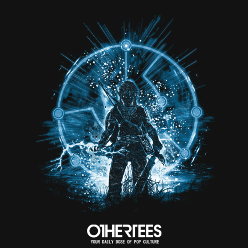 OtherTees: Wild Breath Storm