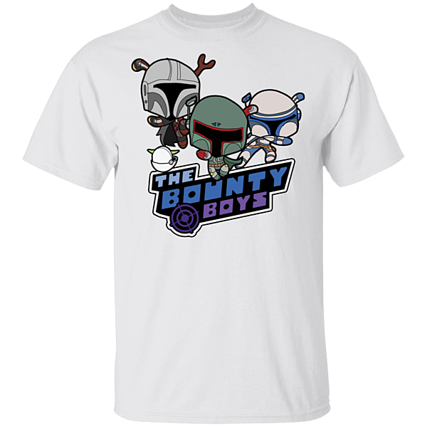 Pop-Up Tee: Bounty Boys