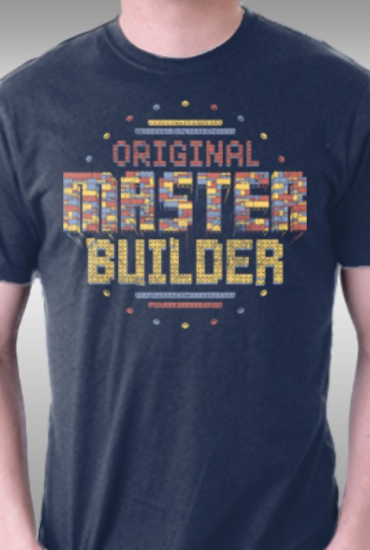 TeeFury: Original Master Builder
