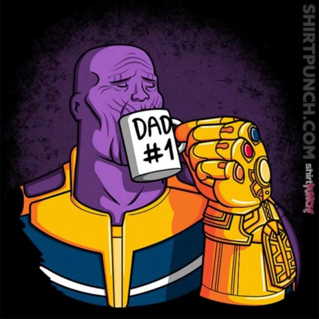 ShirtPunch: Dad #1