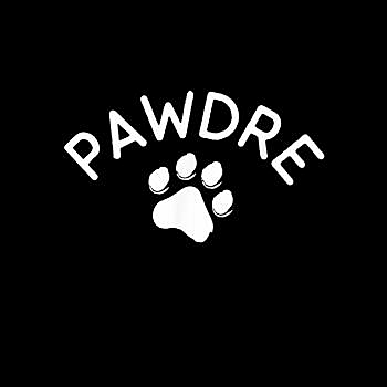 BustedTees: Pawdre Dog