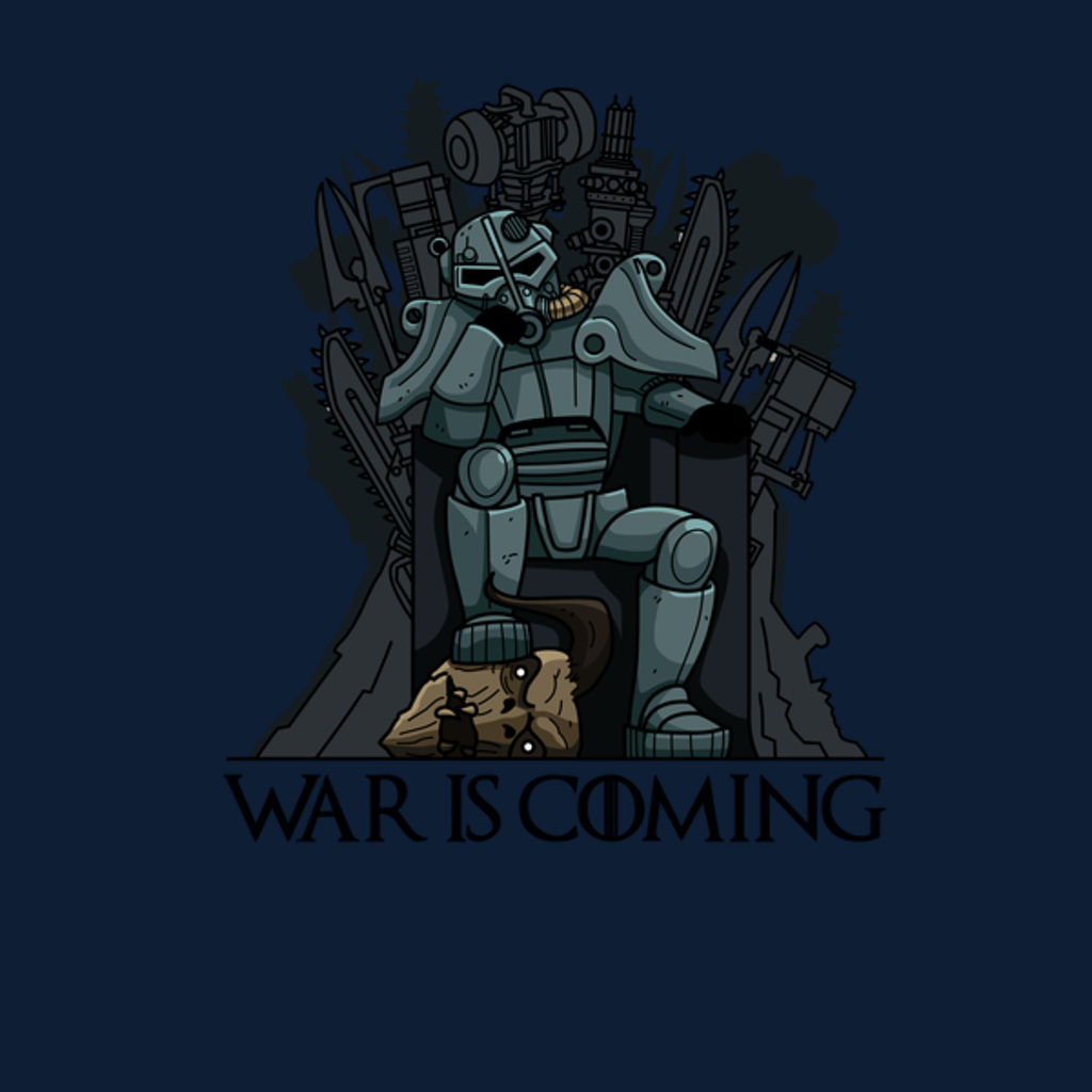 NeatoShop: War never changes
