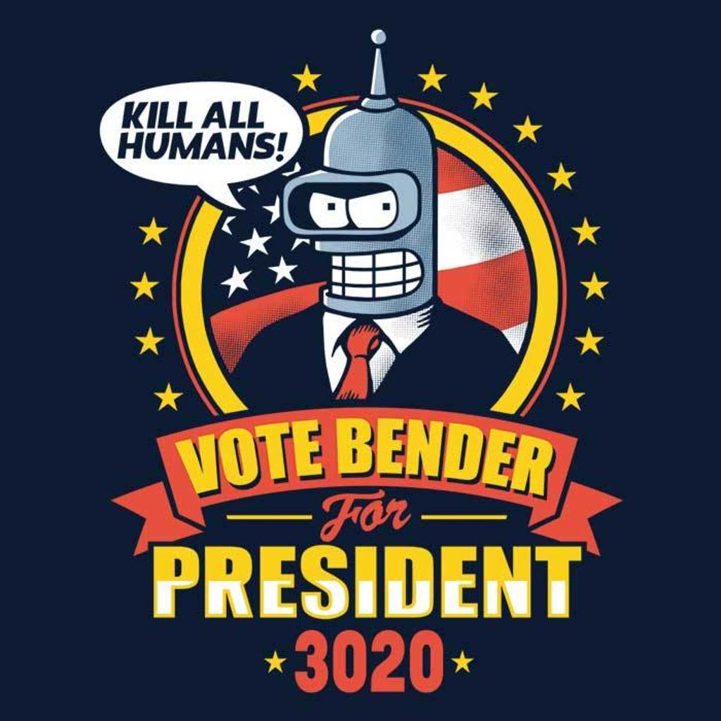 Once Upon a Tee: Vote 3020