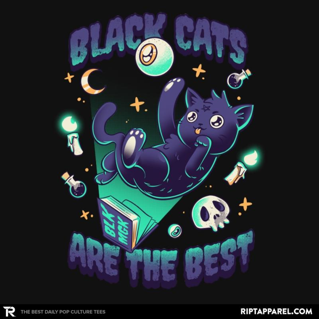 Ript: Black Cats Are The Best