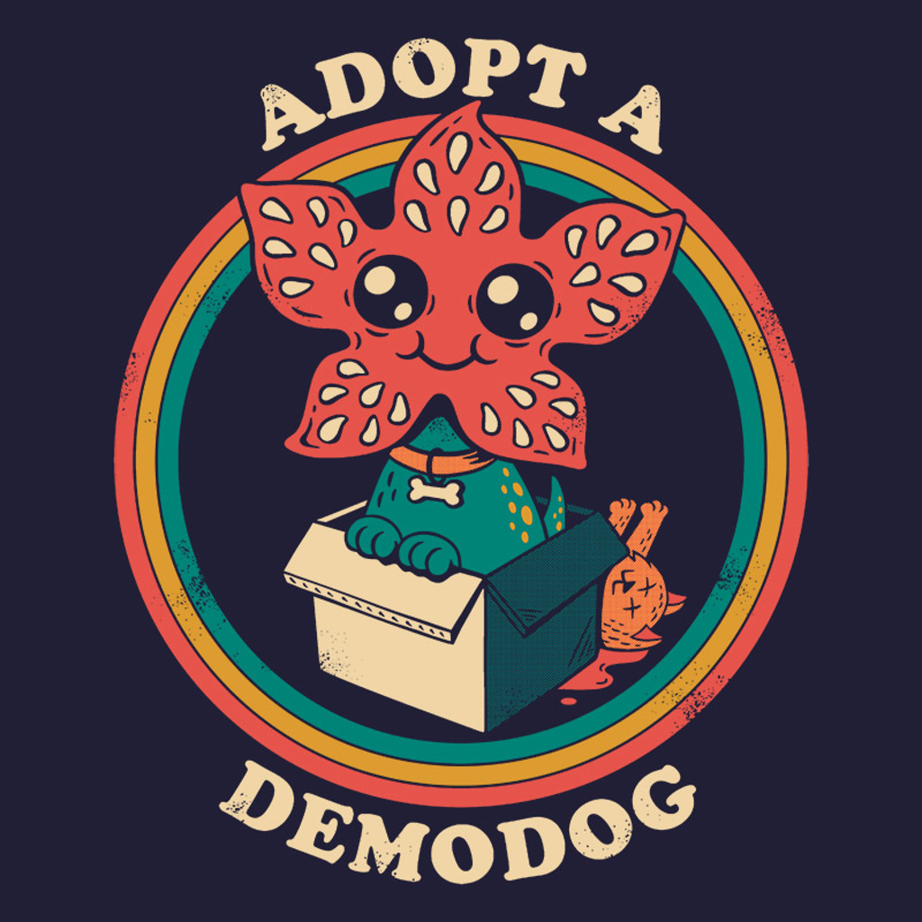 Pampling: Adopt a Demodog
