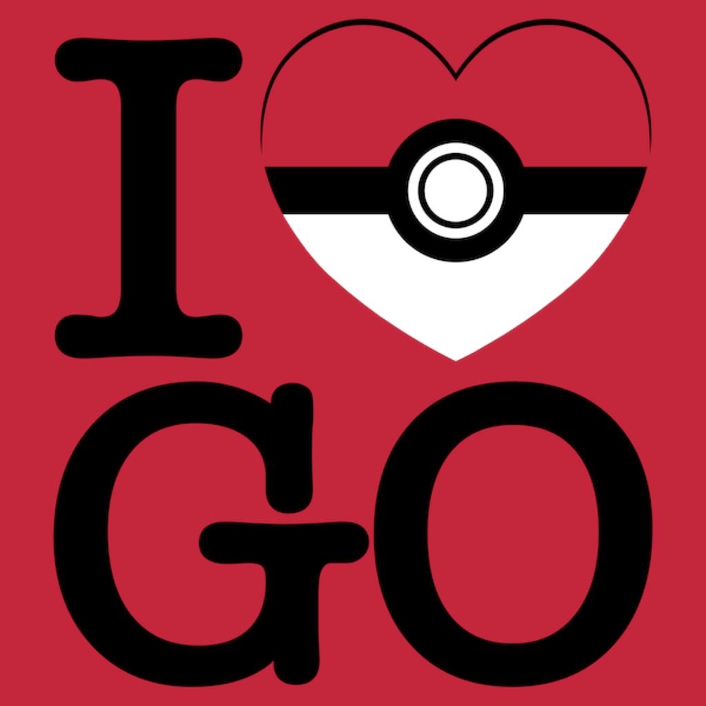 NeatoShop: I HEART GO (RED CLOTHING)