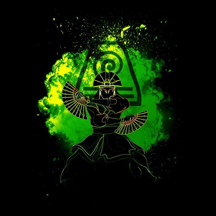 Once Upon a Tee: Soul of Kyoshi