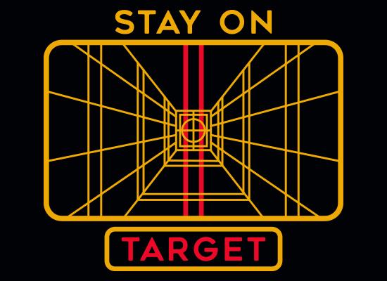 SnorgTees: Stay On Target