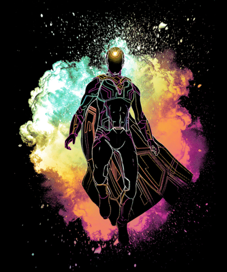 Qwertee: Soul of the Android