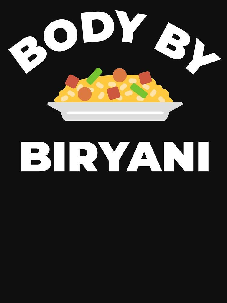 RedBubble: Desi Biryani