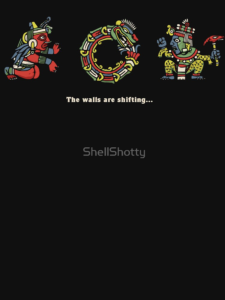 RedBubble: The walls are shifting...