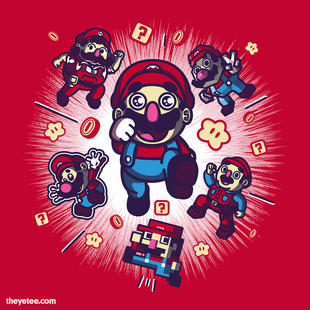 The Yetee: Into the Plumber-verse