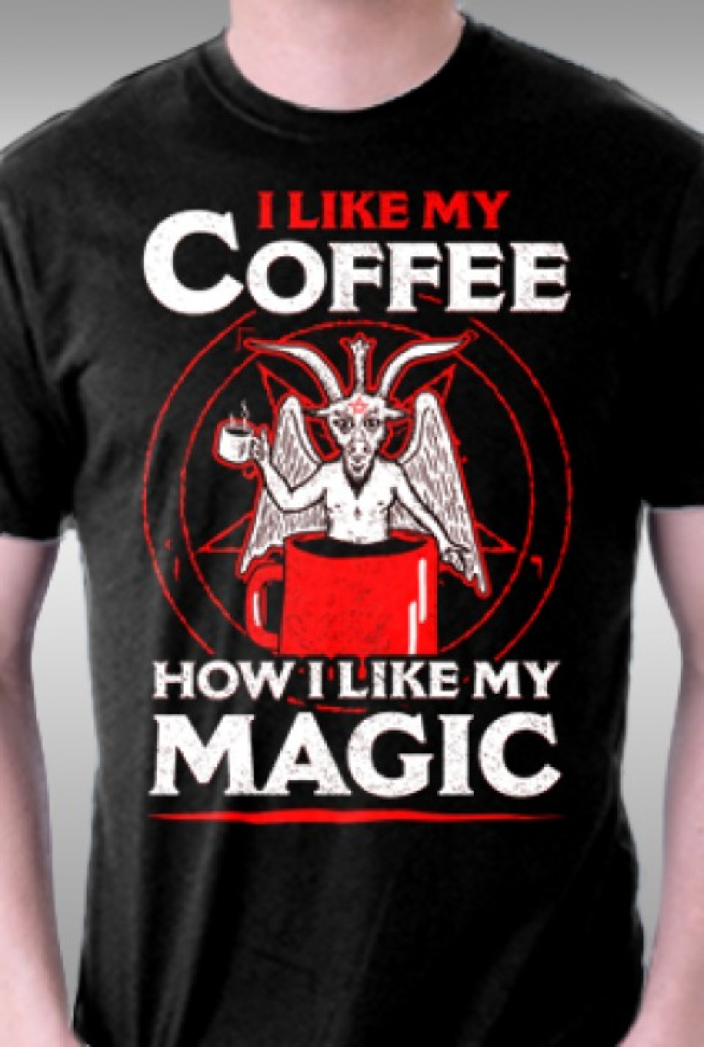 TeeFury: Black Magic