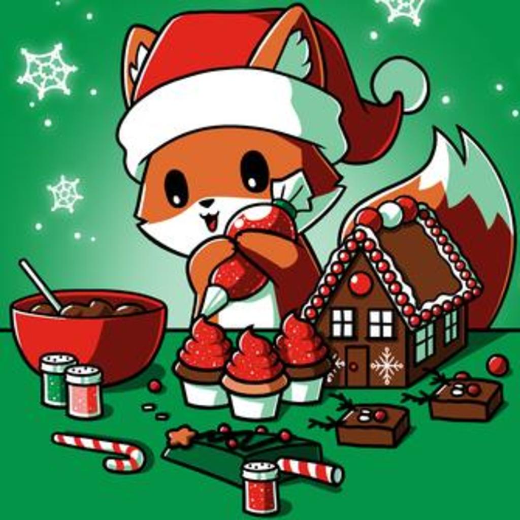 TeeTurtle: Christmas Cookies