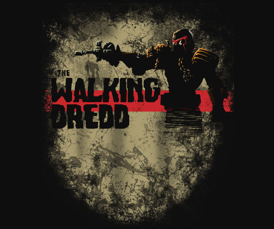 GraphicLab: The Walking Dredd