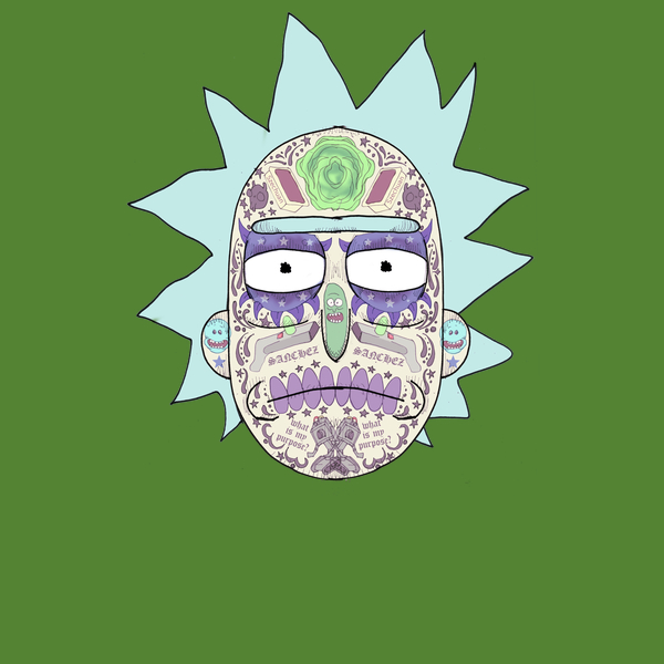 NeatoShop: Sugar Skull Rick