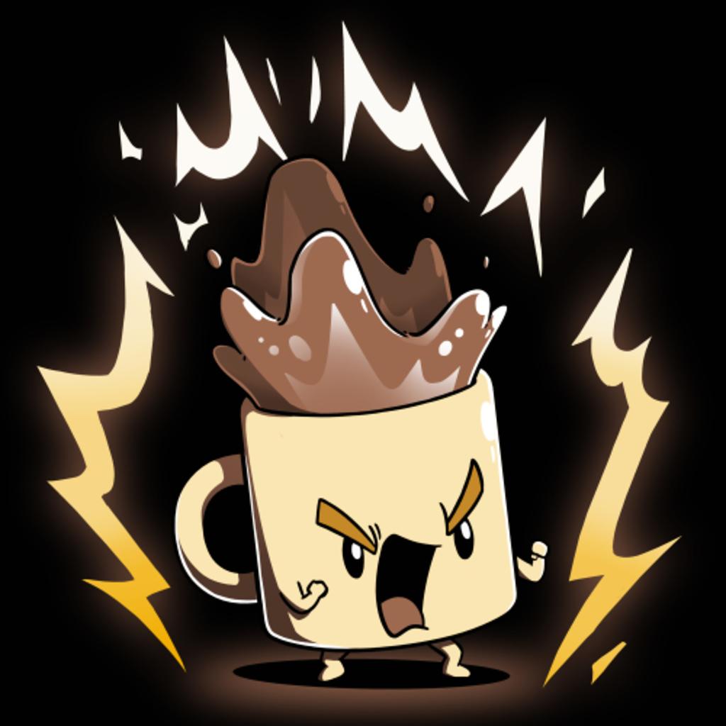 TeeTurtle: Super Coffee