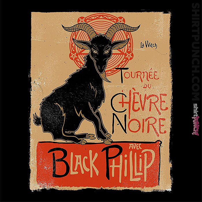 ShirtPunch: Black Goat Tour