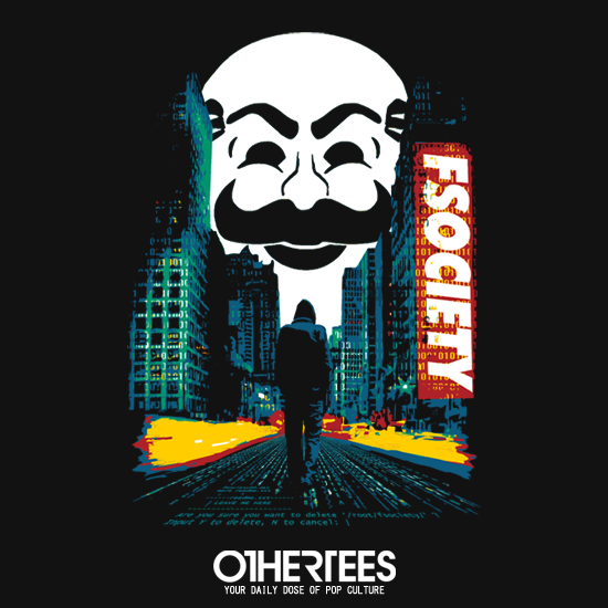 OtherTees: fsociety