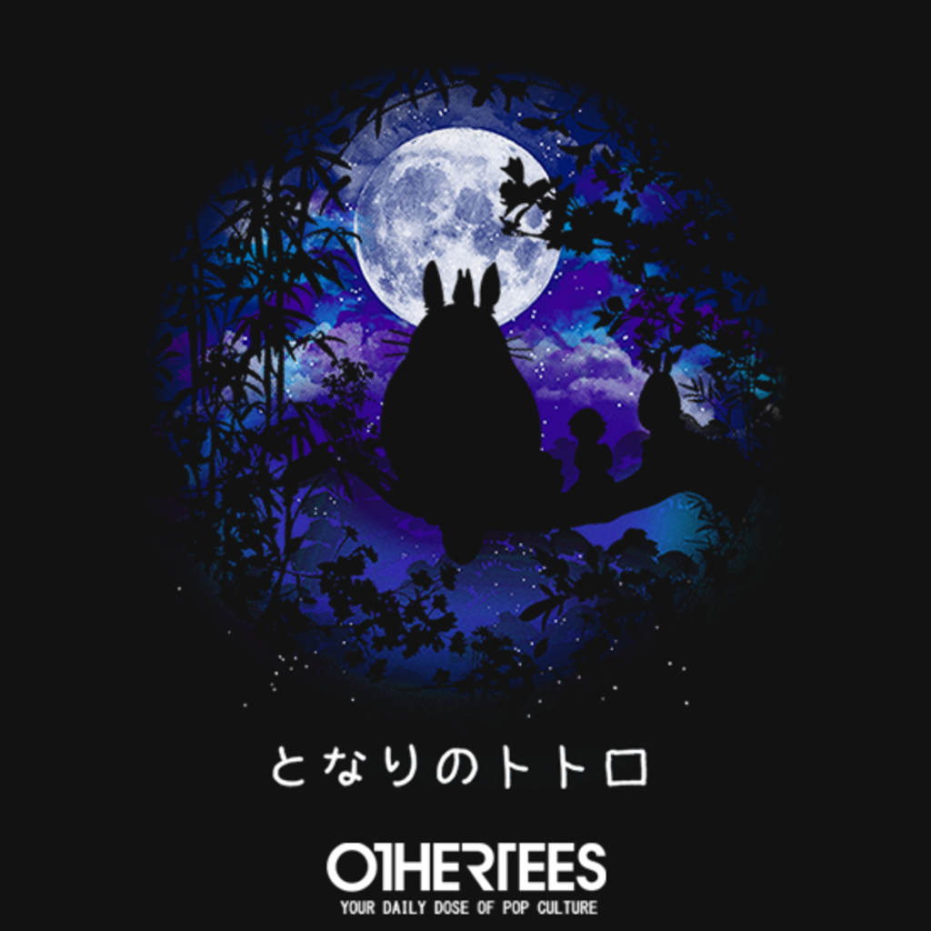 OtherTees: Under the Moon
