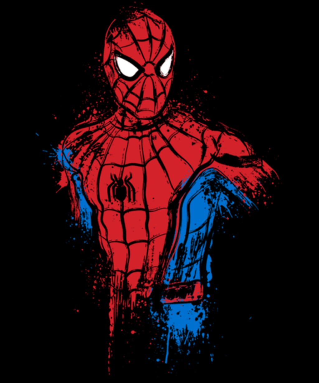 Qwertee: Friendly Neighborhood