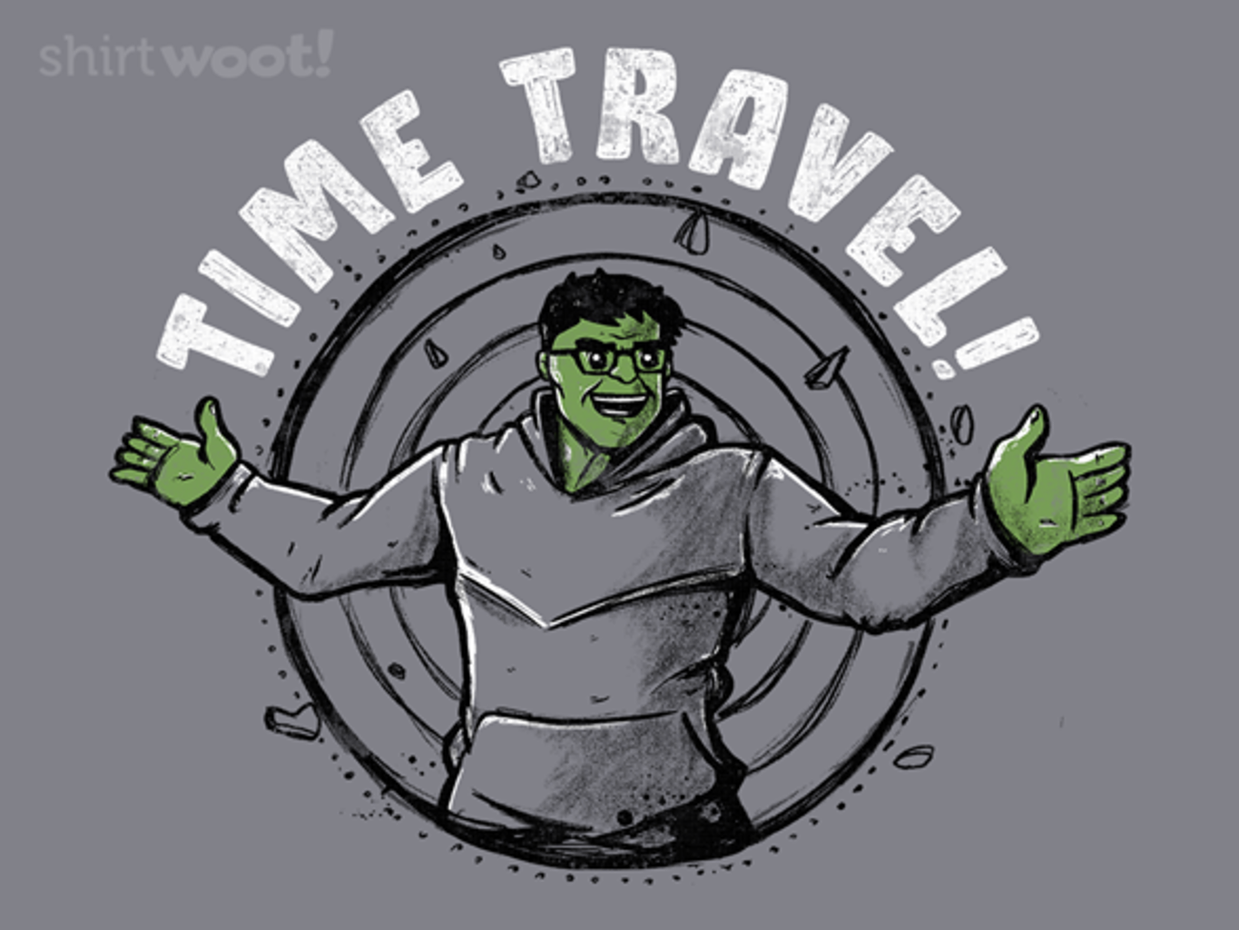 Woot!: Time Travel!
