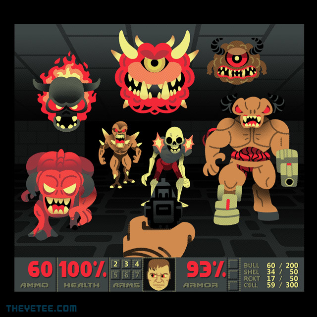 The Yetee: Hell on Mars