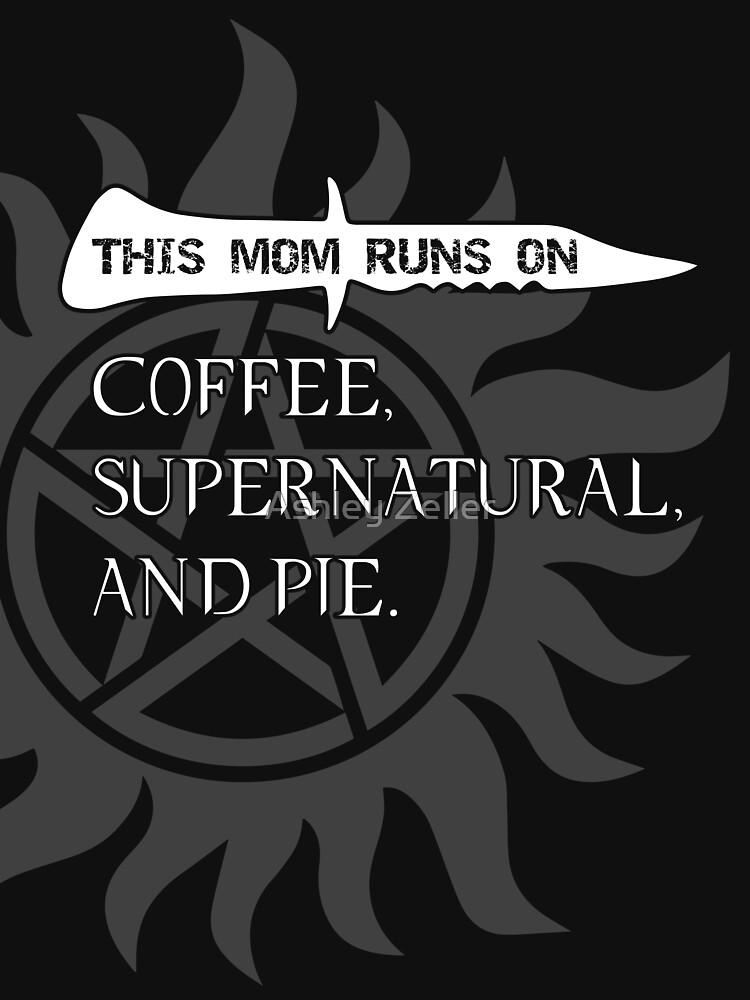 RedBubble: Supernatural Mom