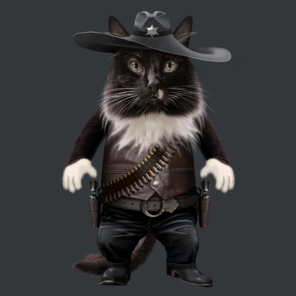 NeatoShop: SHERIFF CAT