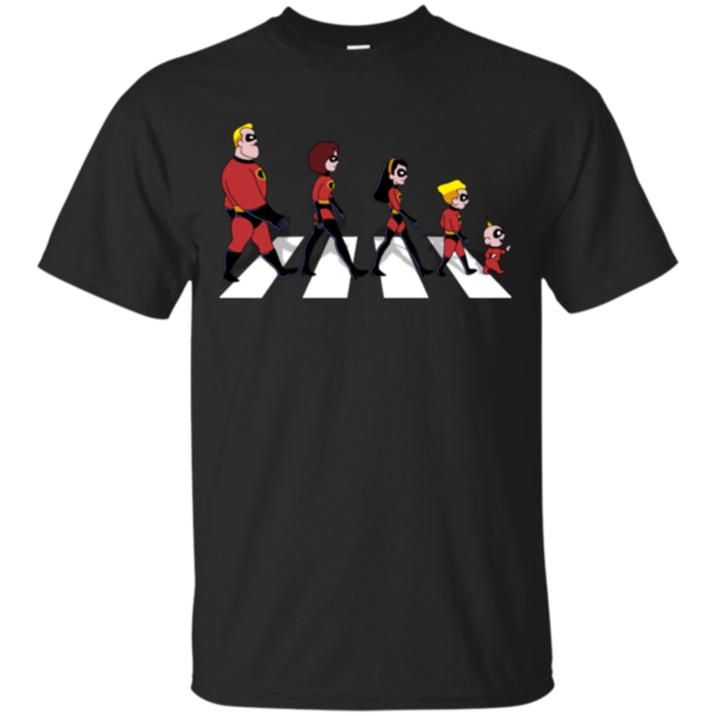 Pop-Up Tee: The Supers
