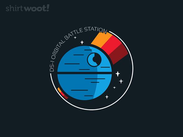 Woot!: Orbital Battle Station