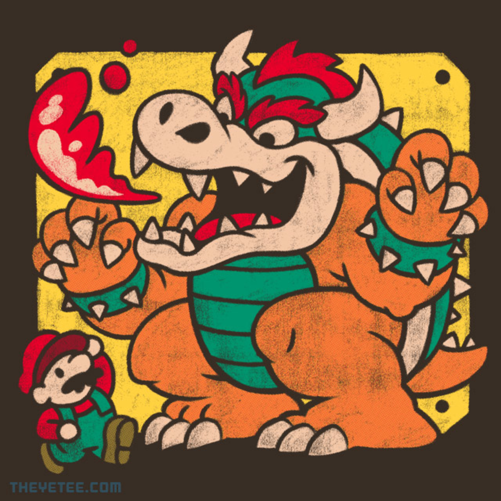 The Yetee: Valley of Bowser