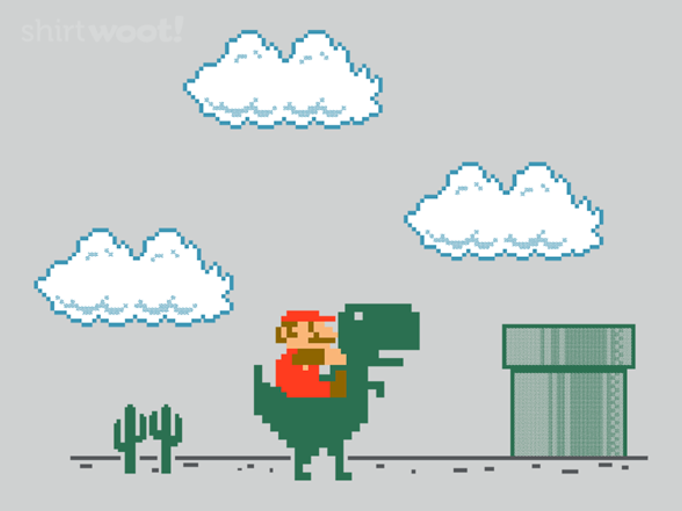 Woot!: Mario's Endless Journey