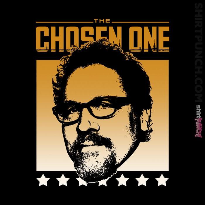 ShirtPunch: The Chosen One