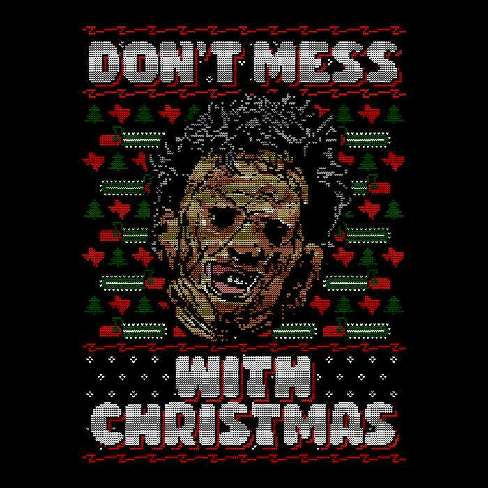 Once Upon a Tee: Don't Mess with Xmas - Women's Apparel