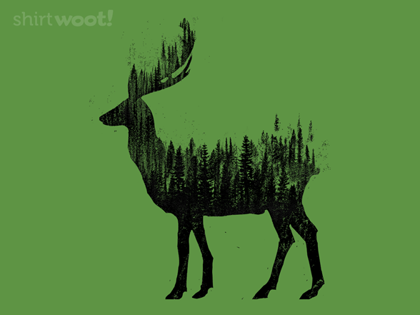 Woot!: Nature Deer