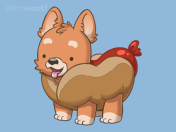 Woot!: Corgi Dog