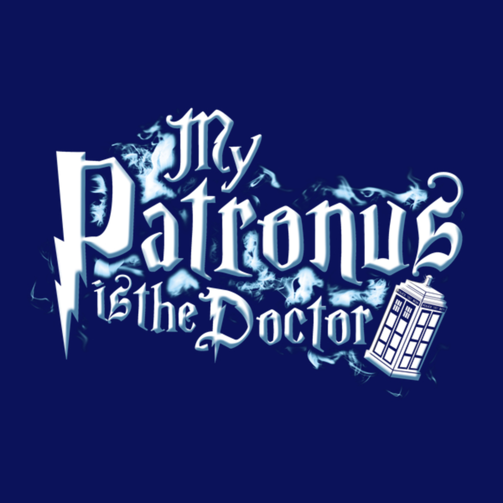 NeatoShop: The Doctor Is My Patronus