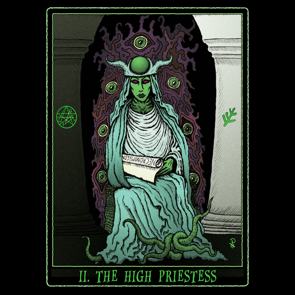 NeatoShop: High Priestess of Cthulhu