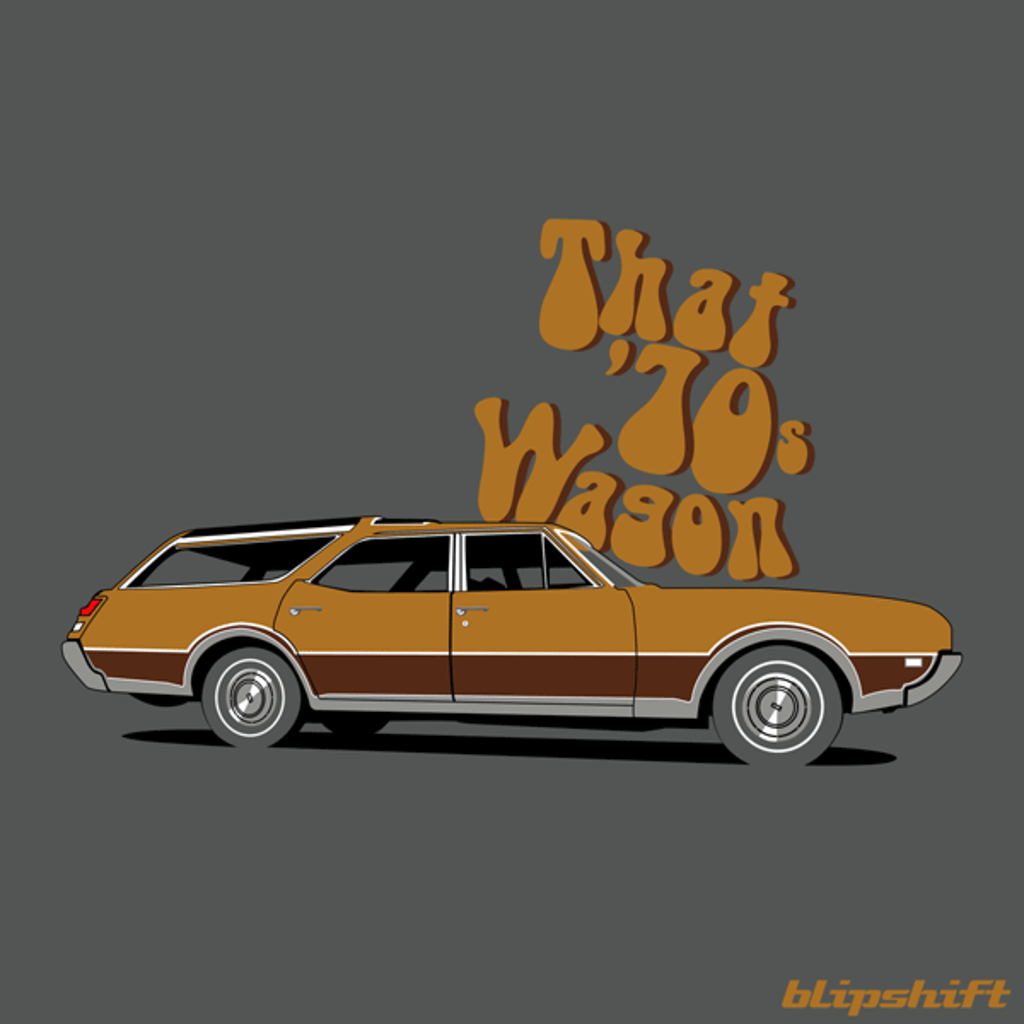 blipshift: That 70s Wagon