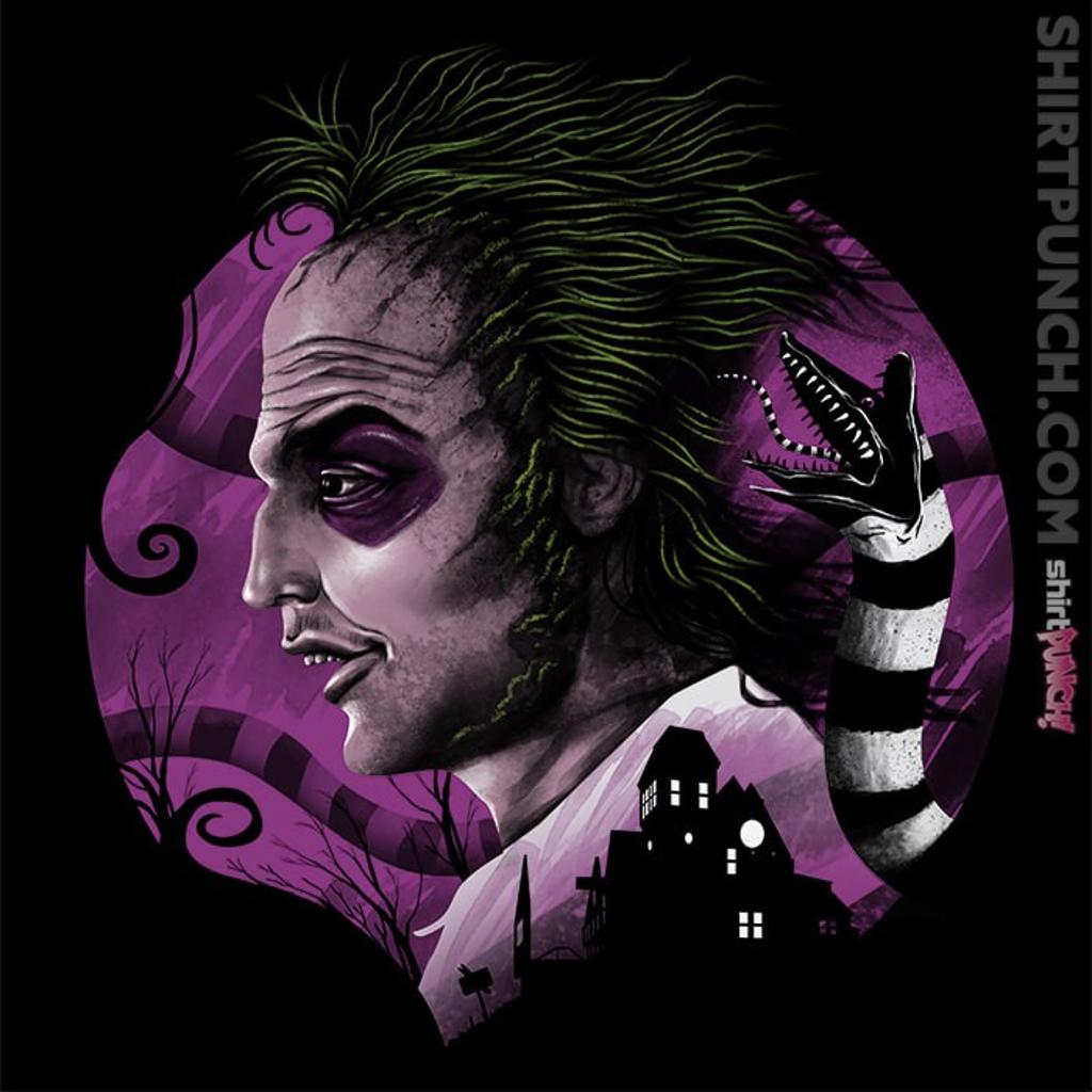 ShirtPunch: Devious Ghost