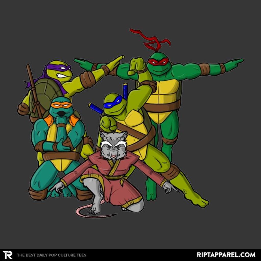 Ript: Turtle Force