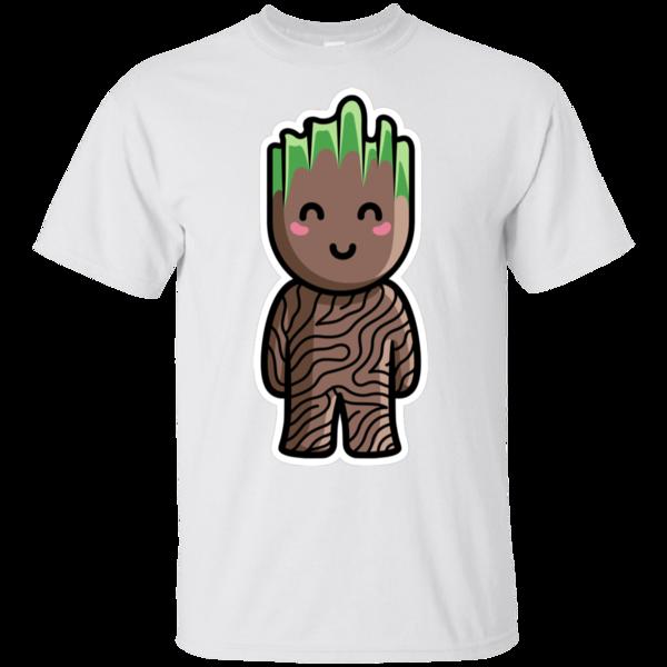 Pop-Up Tee: Kawaii Cute Groot