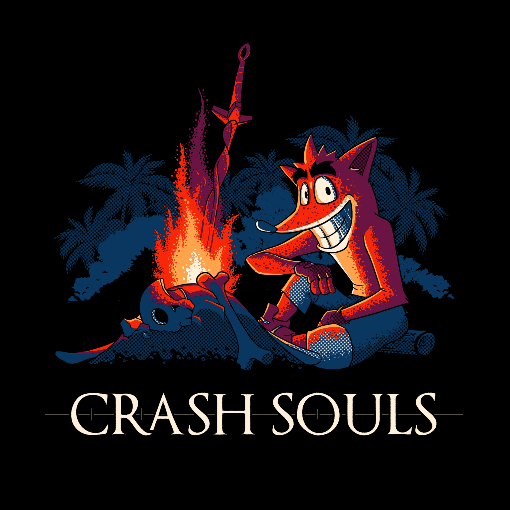 TeeTee: Crash Souls